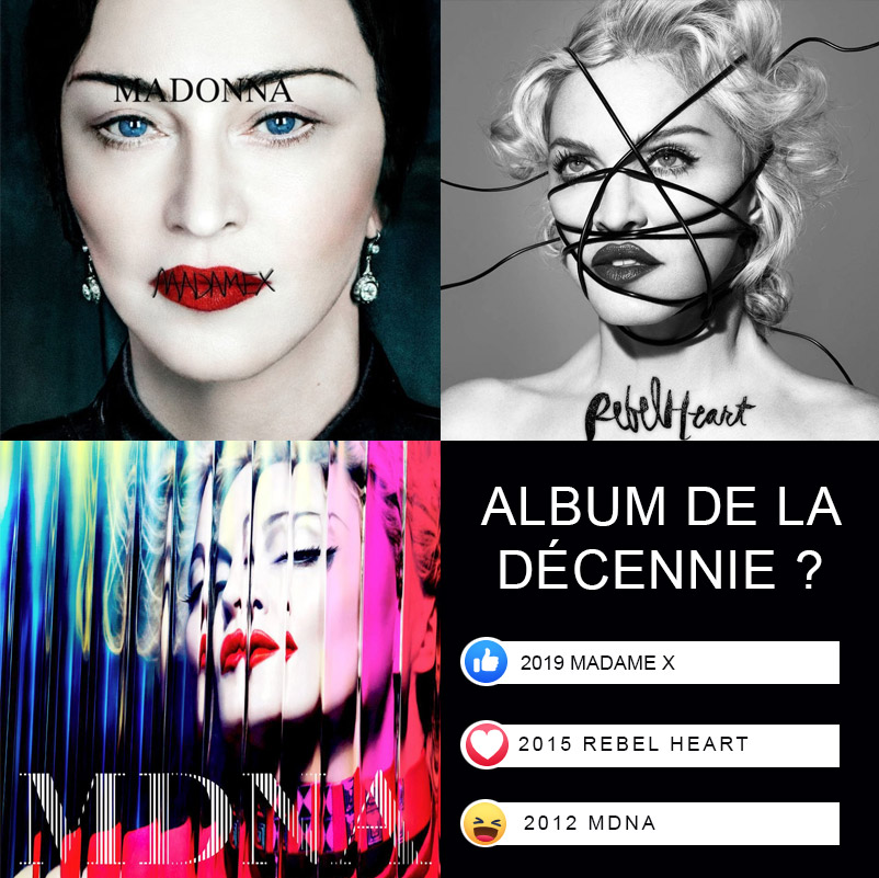 Album de la décennie ?