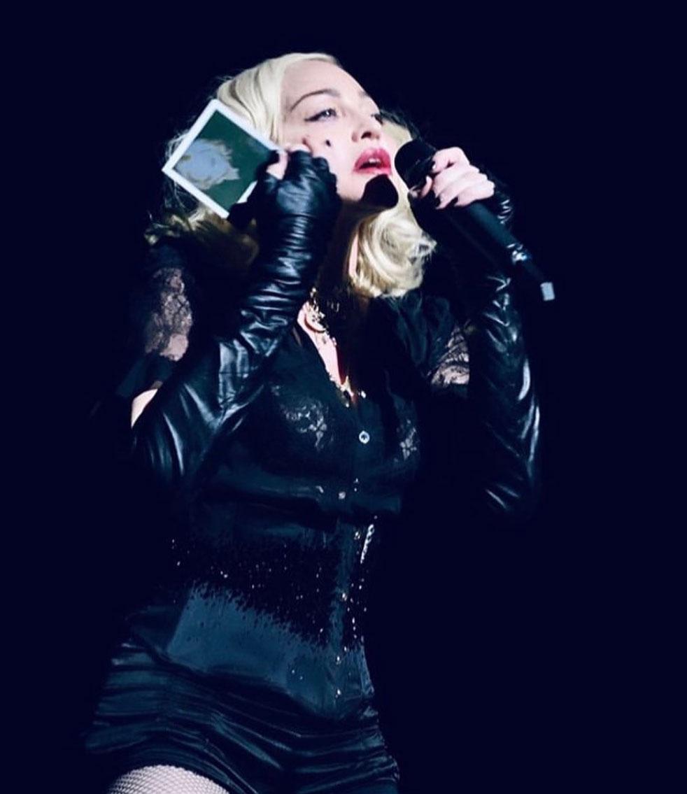 Madame X Tour 23/01 Lisbonne