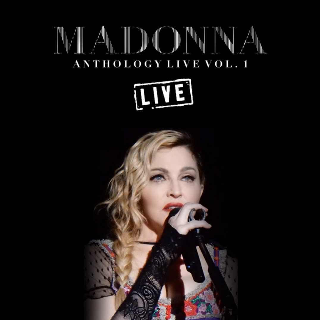 Madonna Anthology live