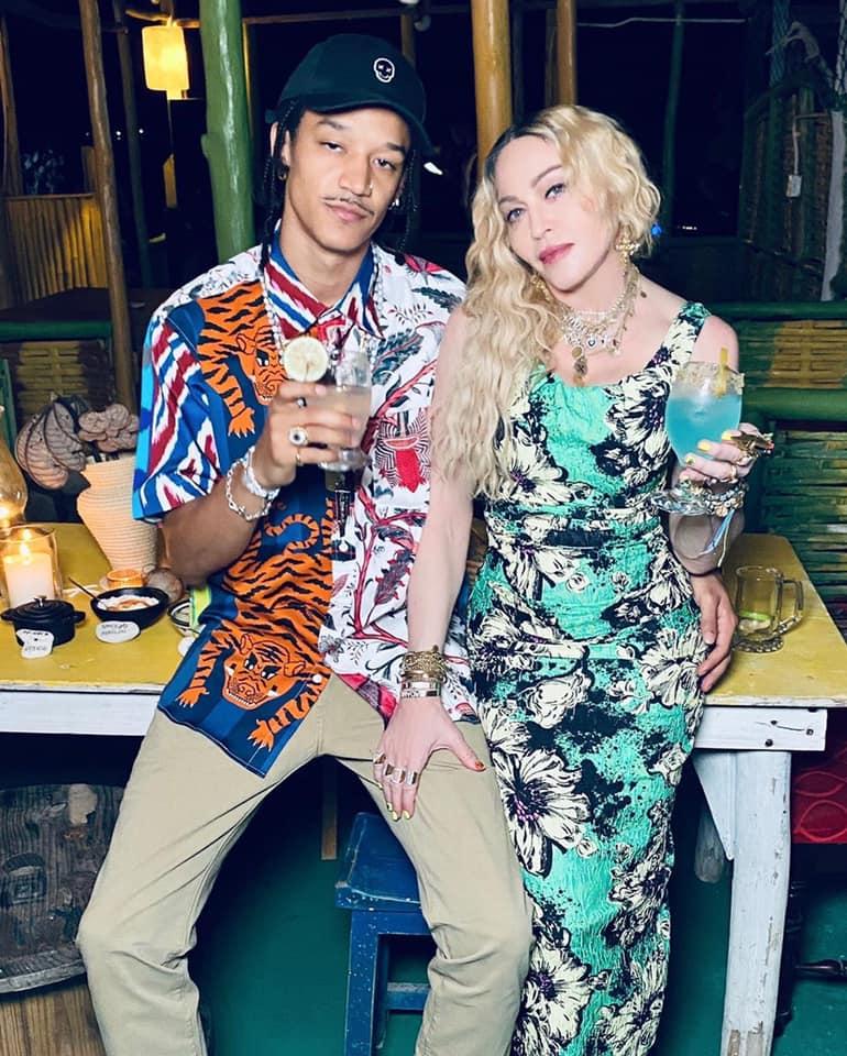 L'anniversaire de Madonna en Jamaïque