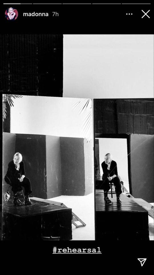 Pourquoi Madonna refilme des scènes ?