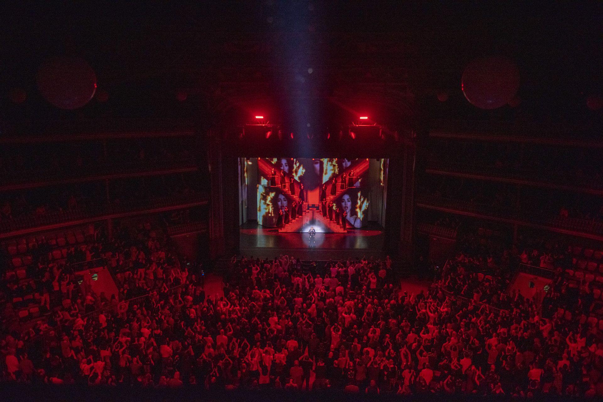Madame X Tour aussi sur MTV