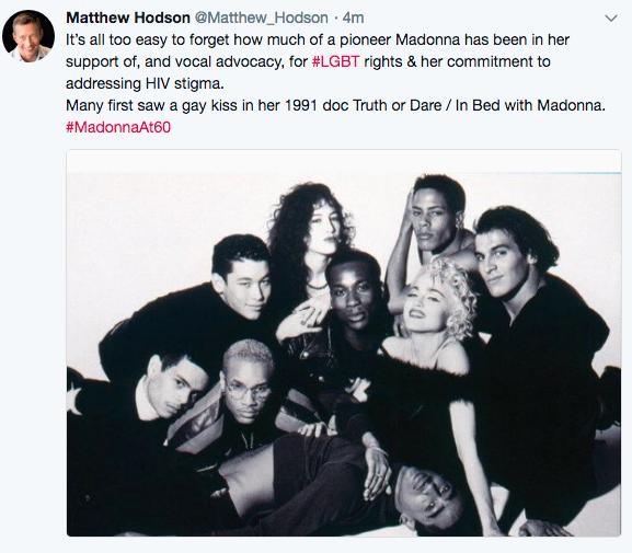 Madonna répond à DaBaby
