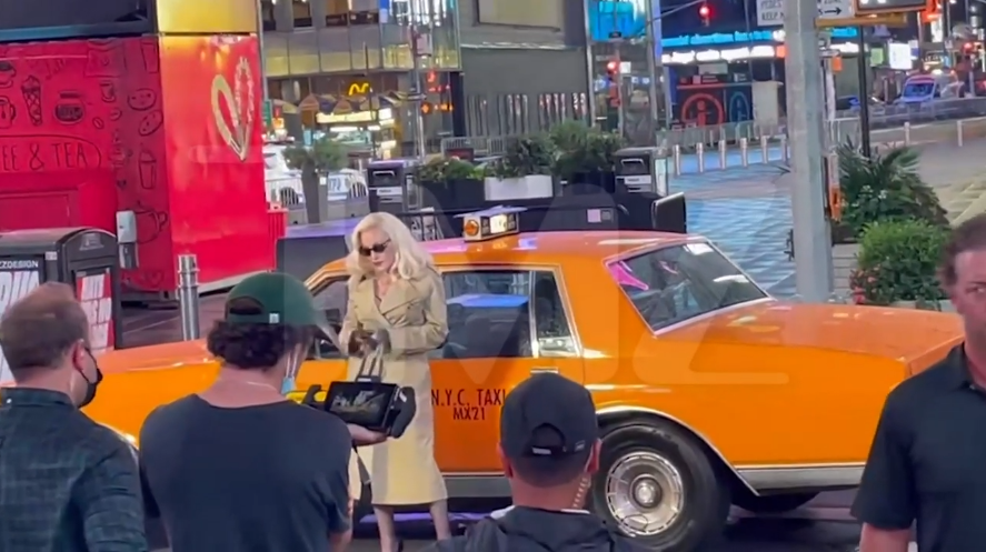 Madonna aux MTV VMA