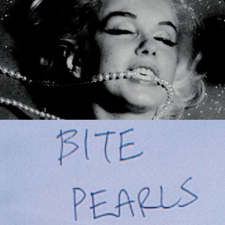 Madonna rend hommage à Marilyn