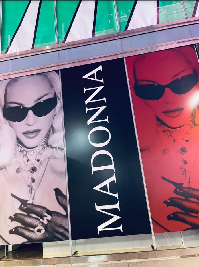 Madame X Premiere