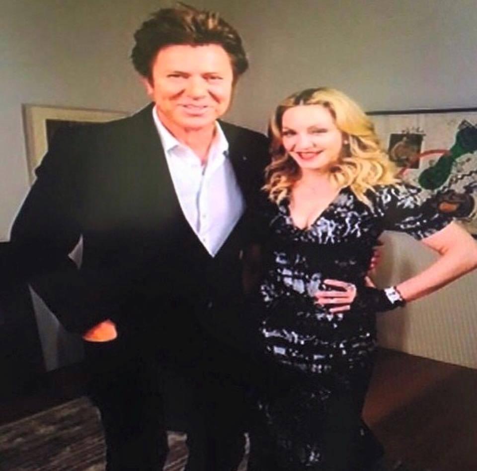 Interview de Madonna dans The Today's Show en Australie