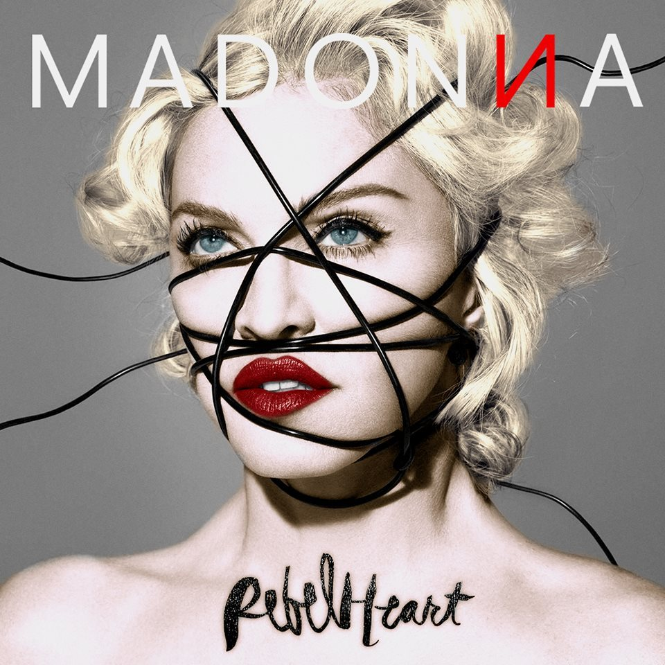 Madonna : Rebel Heart super Deluxe official tracklist