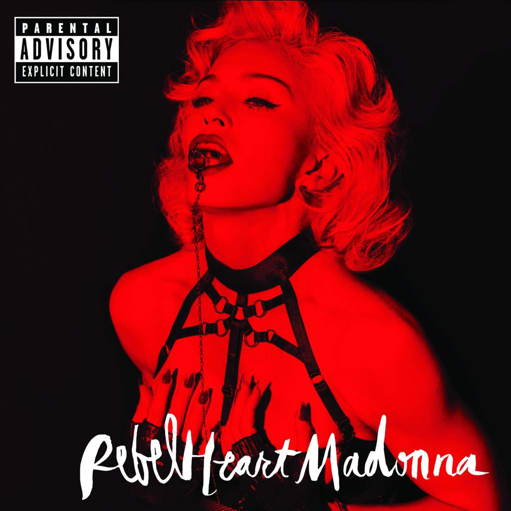 Rebel Heart Super Deluxe disponible avec la FNAC