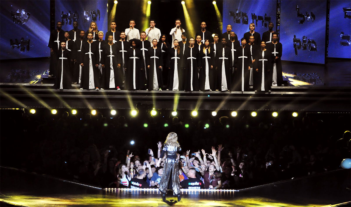 The MDNA World Tour
