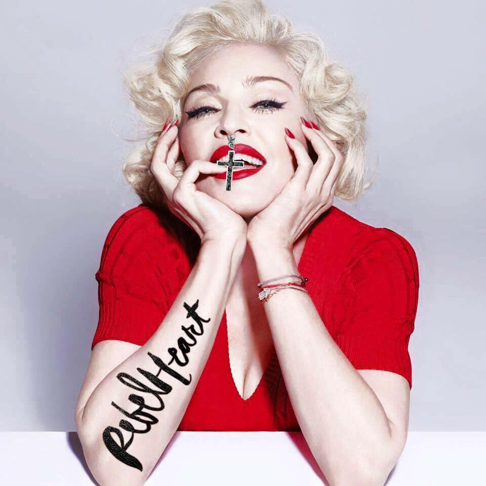Rebel Heart disponible le 6 mars en France