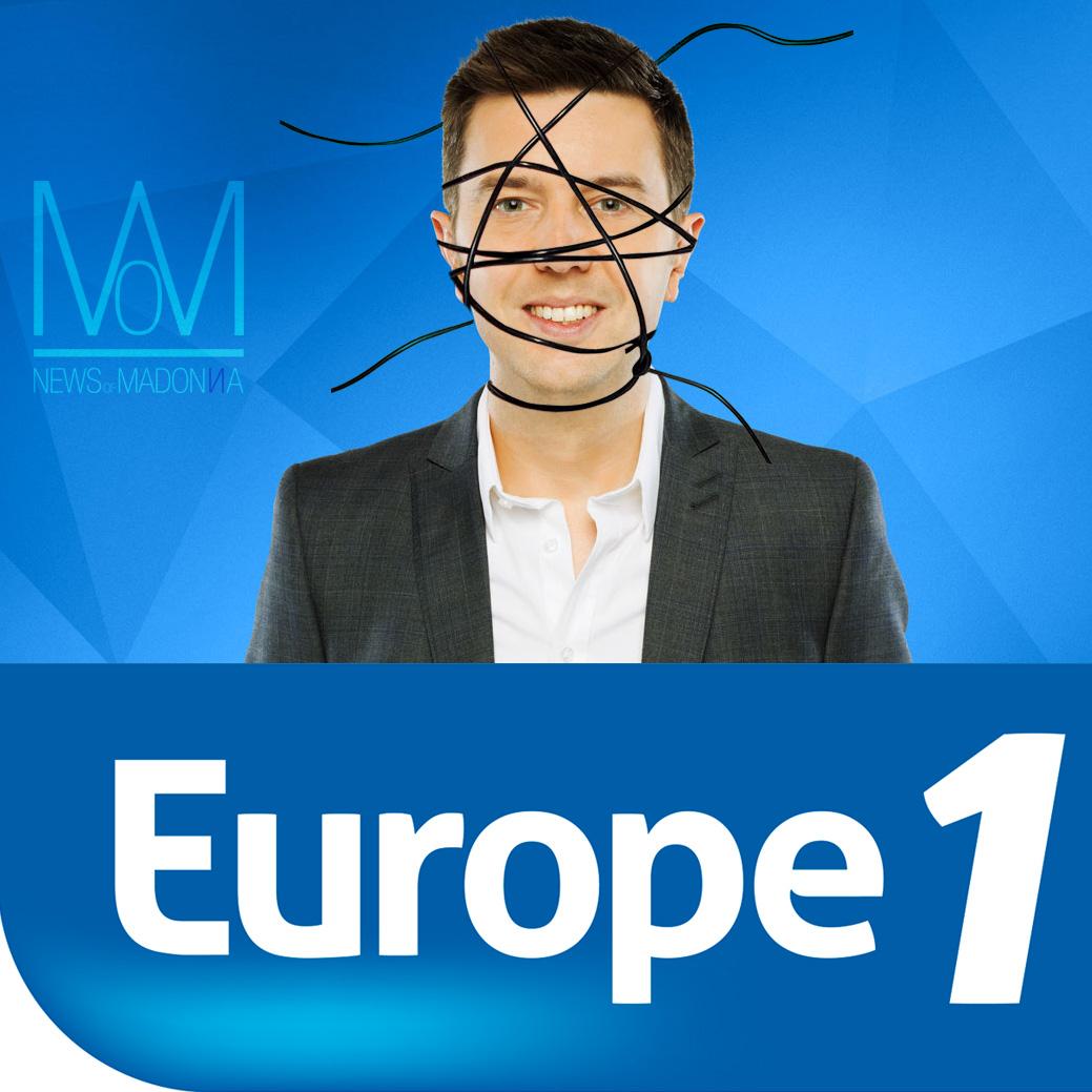 Madonna sur Europe 1
