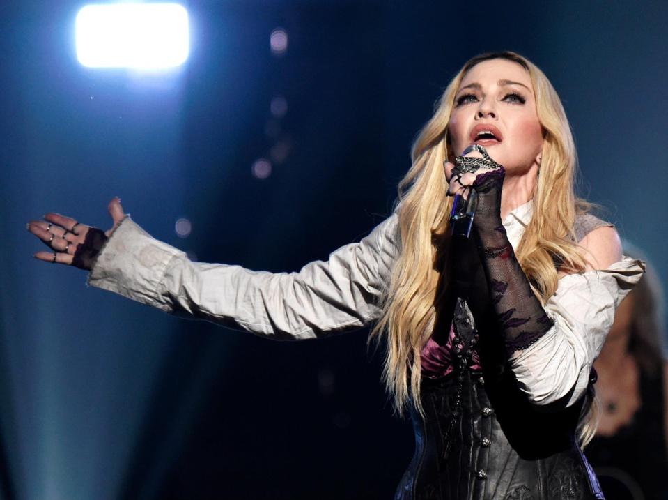 Madonna - Ghosttown (Dirty Pop Remix)