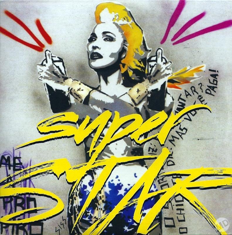 SISS artiste de la cover de SUPERSTAR se livre à NOM