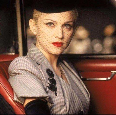 """I Cant Help Falling In Love.....,.......❤ #rebelhearttour"" -Madonna"