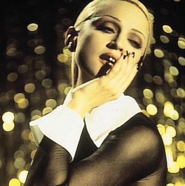 """I wannna kiss you in Paris!............❤ #rebelhearttour"" -Madonna"