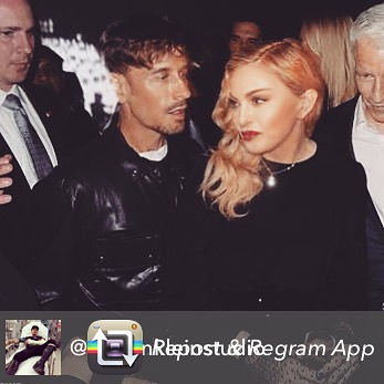 Steven Klein : To Start a Revolution Again ! #BackDrop #RebelHeartTour #Madonna