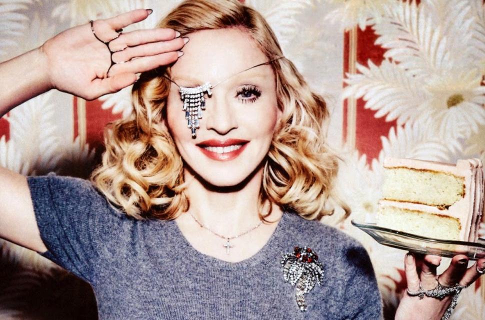 Madonna's Birthday !