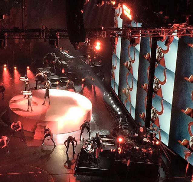 Rebel Heart Tour : Québec 21St September