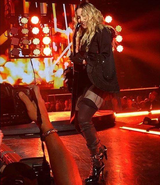 Rebel Heart Tour Hong Kong : SOLD OUT EN 30 MINUTES !