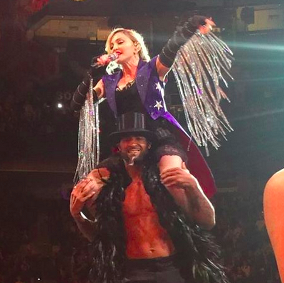 Rebel Heart Tour : Toronto October 5 & 6th