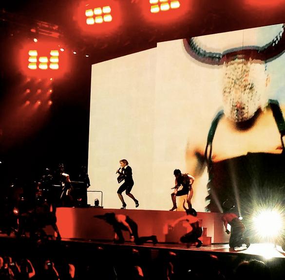 Rebel Heart Tour : Edmonton October 11th et 12th