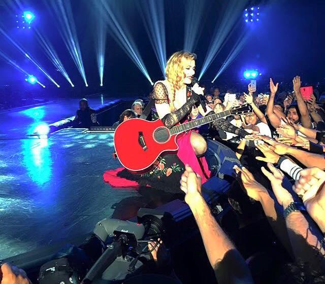 Rebel Heart Tour : San José October 19th