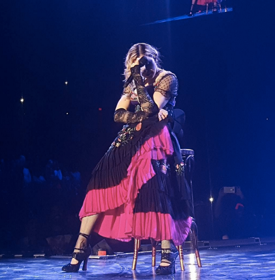 Rebel Heart Tour : San Diego 29th October
