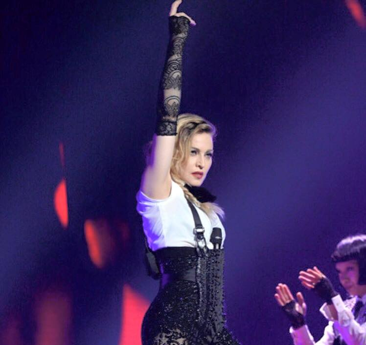 Rebel Heart Tour Stockholm : 14th of November
