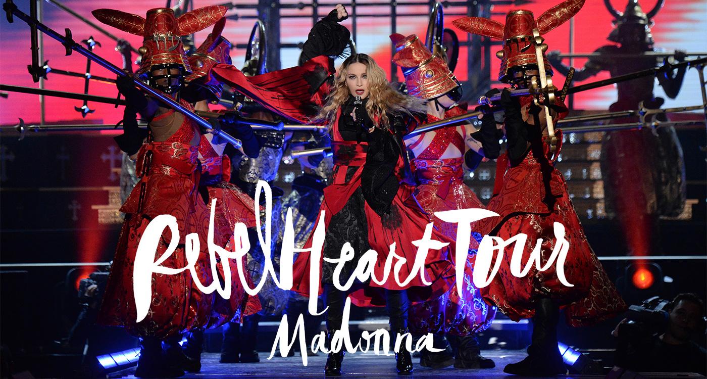 Les raisons du retard de Madonna sur scène