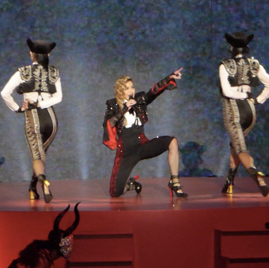 Rebel Heart Tour Paris : 9 et 10 Décembre