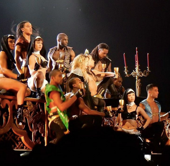 Rebel Heart Tour : Manchester 14th December