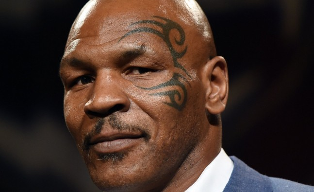"MIKE TYSON Rebel Heart Tour ""ICONIC"" Backdrop Video"