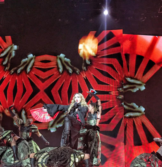 Rebel Heart Tour : Houston