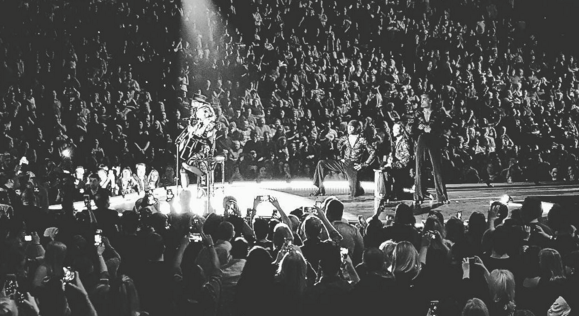 Rebel Heart Tour : TULSA
