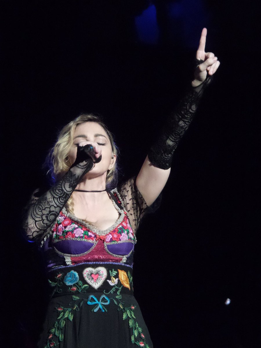 Rebel Heart Tour Manille 24 & 25 Février