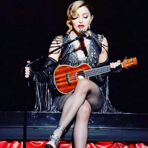 Rebel Heart Tour : New Zealand