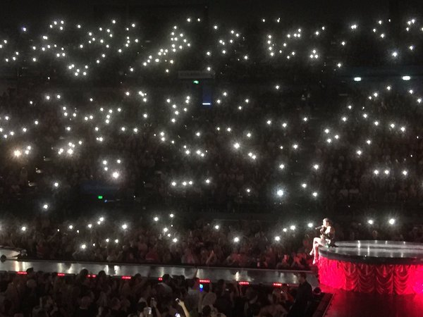 REBEL HEART TOUR MELBOURNE
