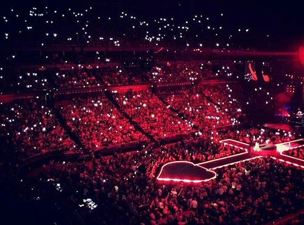 REBEL HEART TOUR SYDNEY 19&20 Mars