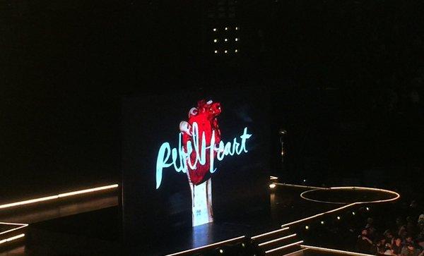 REBEL HEART TOUR SYDNEY 19&20 Mars