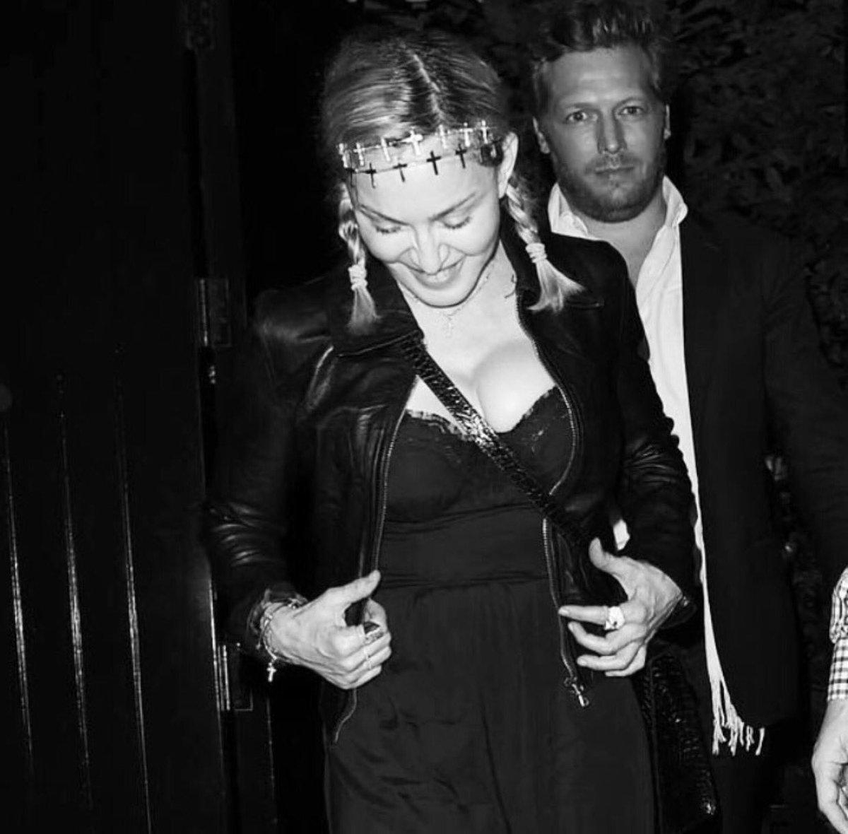 Madonna profite de ses enfants à Londres