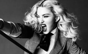 MADONNA : chanteuse internationale la plus puissante en France