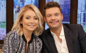 "Interview de Madonna ""LIVE WITH KELLY AND RYAN"""