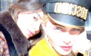 Madonna et Anitta