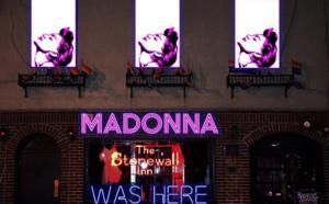 Madonna à Stonewall 01/01/2019