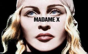 Madame X cover et tracklist ?