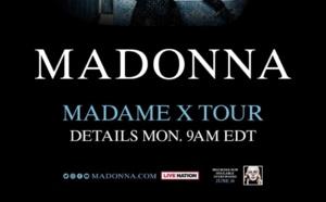 MADAME X TOUR (UPDATE)