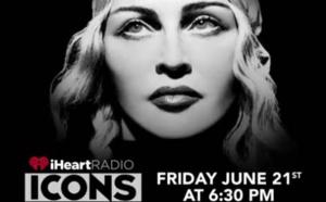 Madonna sur liveXlive le 21 juin