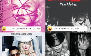 Décennie Madonna la suite