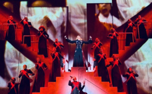 Le show Madame x suite et fin